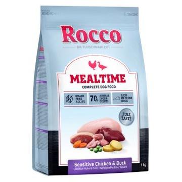 Rocco mięsny posiłek dla psów drób 24 kg karma