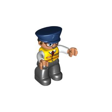 Lego Duplo Ludzik Maszynista 6227235