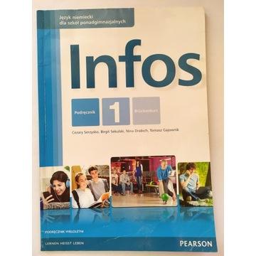 Infos 1 Język niemiecki dla szkół ponadgimnazjalny