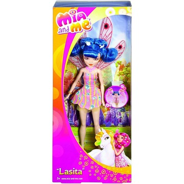 Mattel Mia and me, lalka LASITA