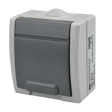 Zasilacz LED 24V 80W 220-240V IP 67