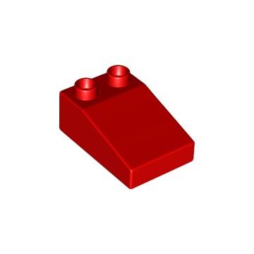 Lego Duplo Dach Czerwony 3x2 NOWY! 6208516