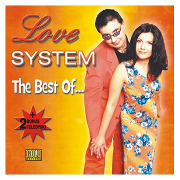 LOVE SYSTEM THE BEST OF [CD] HEJ WESELE