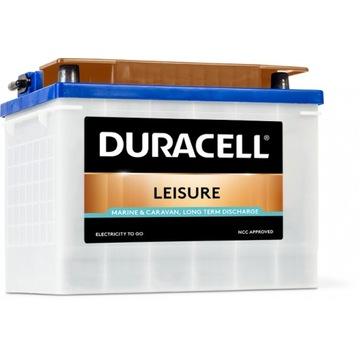 Akumulator Duracell Leisure DL72L 12V 72Ah Marine