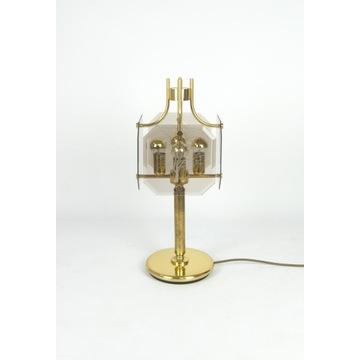 Lampa stołowa, proj. L.Colani, Sische, lata 80.