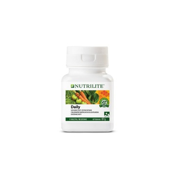 Daily NUTRILITE AMWAY Multiwitamina Natural 30 tab