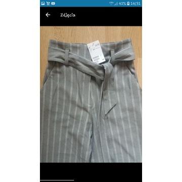 Spodnie H&M roz 34 nowe