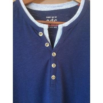 T-shirt z długim rękawem abc by Esprit