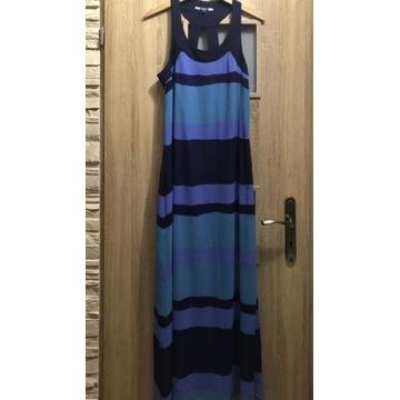 Długa sukienka MAXI, 36/38 S/M NEXT