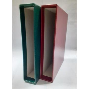 Futerały w rożnych kolorach o wym. 250 x 205 x 50