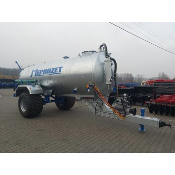 Beczko-Wóz Asenizacyjny Beczka 8000L 9000 MEPROZET