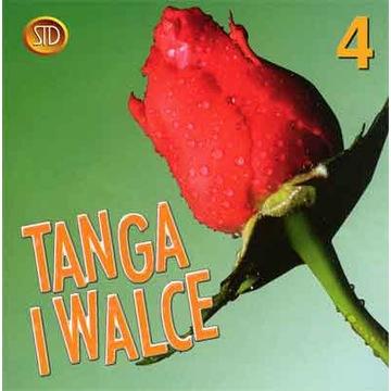 BIG DANCE TANGA I WALCE VOL.4 MAŁY BIAŁY DOMEK CD