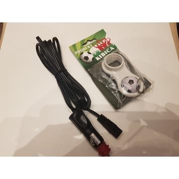 kabel przewód lodówka 12v/24v Waeco+GRATIS