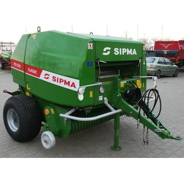 Prasa Belująca Zwijająca Farma 1210 CLASSIC SIPMA