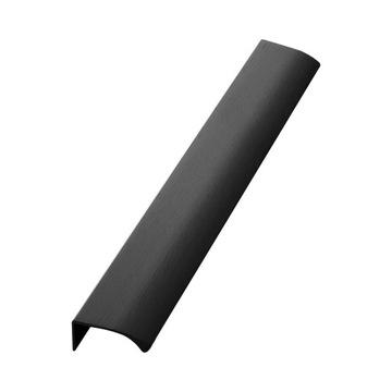 Uchwyt meblowy Edge Straight 350 Metalowy Czarny