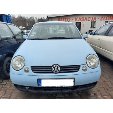 Volkswagen Lupo 999,00 Benzyna 2000r 37kW