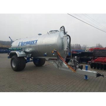Beczko-Wóz Asenizacyjny Beczka 9000 10000 MEPROZET