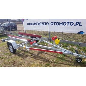 Przyczepa TEMARED przyczepka skuter wodny ponton