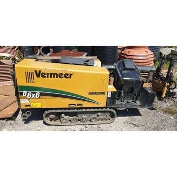Vermeer D 6X6 wiertnica do przewiertów