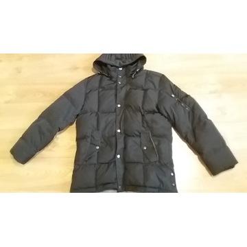 Hugo Boss płaszcz kurtka puchowa L db+