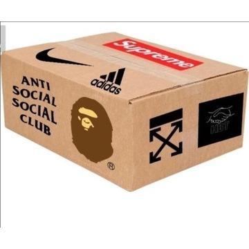 Mystery Box Streetwear XL bape supreme nike assc