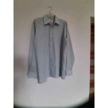 Michael koszula męska 40' L 176-182 z długim rękaw