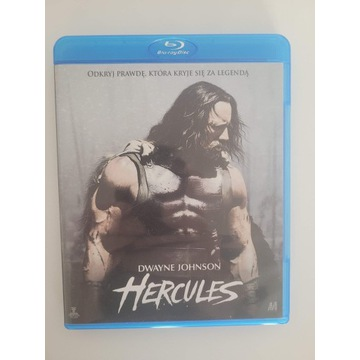 Hercules (Dwayne Johnson) BLU-RAY PL stan idealny