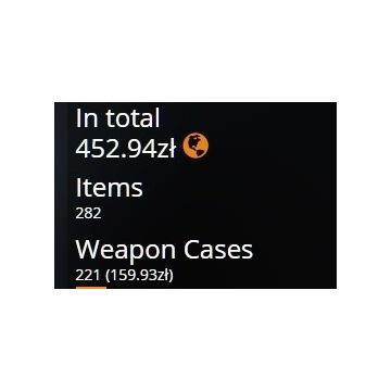 Skiny o wartości ponad 450 zł