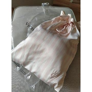 Victoria's Secret kapcie L 40 41 różowe nowe sexy