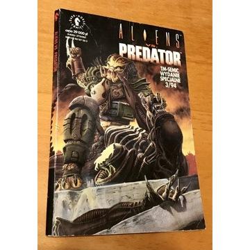 Alien vs. Predator Wydanie Specjalne komiks