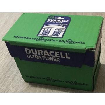 Baterie Duracell Ultra Power aaa z testerem 40szt