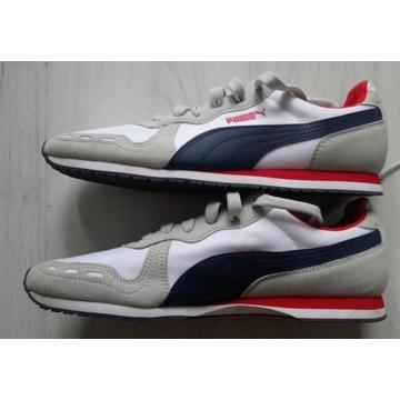Piękne męskie buty sportowe Puma r. 41 wkł 26,5 cm