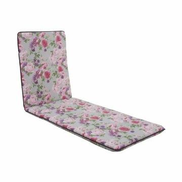 Poduszka na leżak 185 x 60 x 4 cm Produkcja polska