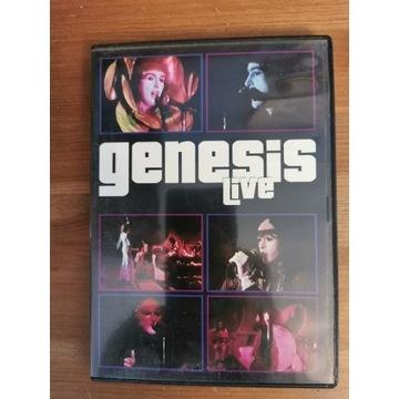 Genesis Live 1973, 1974