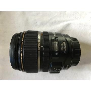Obiektyw Canon EF-S 17-85 mm f/4-5.6 IS USM