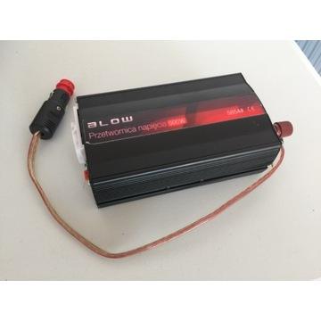 Przetwornica napięcia BLOW 24V/500W