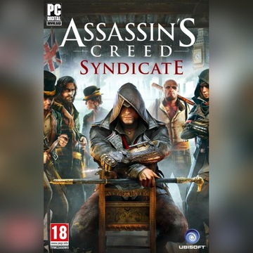 Assassin's Creed Syndicate EPIC GAMES PC WLASNOSC