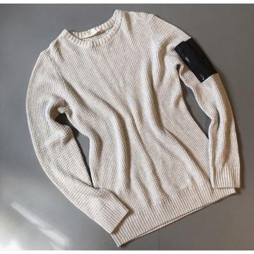 H&M świetny Sweterk Kieszonka Jesień Super ___ 146