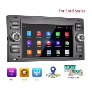 Nawigacja / Radio Ford Focus/S-Max/C-Max/Mondeo
