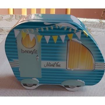 Benefit puszka ozdobna -  mini van camper