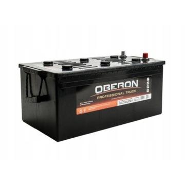 Akumulator ukraiński OBERON 12V 180Ah 1050A Jeżowe