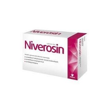 NIVEROSIN 30 TABLETEK CERA NACZYNKOWA