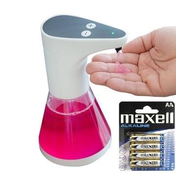 Automatyczny dozownik mydła 0.5 l / Wysyłka 0 zł *