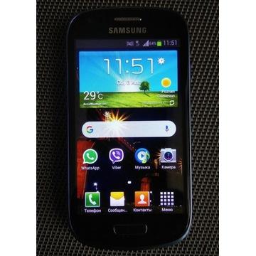 Samsung Galaxy S3 Mini Czarny 8GB z Polski