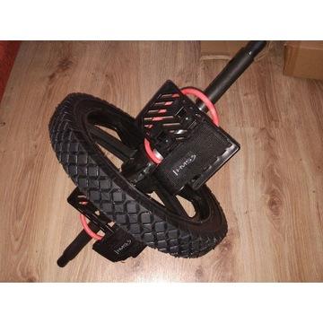 Koło do ćwiczeń brzucha wałek Power Wheel