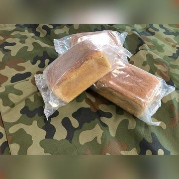20 x Chleb wojskowy z zapasów wojennych do 09/2022