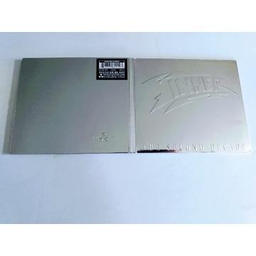 """SINNER - """"The Second Decade""""  CD Digipack"""