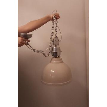 Lampa industrialna piękna