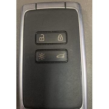 Karta kluczyk Renault espace laguna kadjar