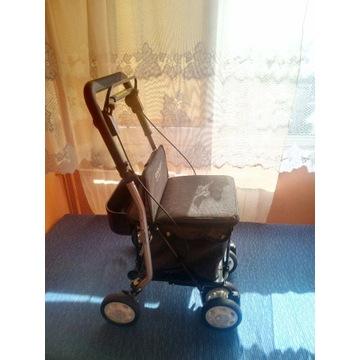 Wózek na zakupy Lett800 firmy Carlett